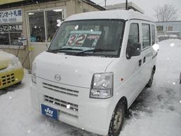 マツダ スクラム 660 PA ハイルーフ 4WD