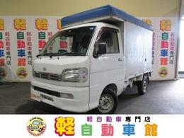 ダイハツ ハイゼットトラック 660 4WD 宅配仕様車 マニュアル車