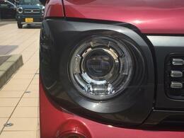 夜道を明るく照らすLEDヘッドランプです。もちろんオートライトも付いています。