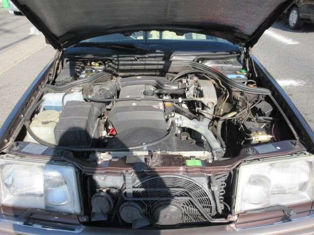 2200ccエンジンです