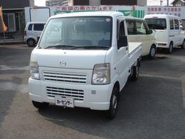 マツダ スクラムトラック 660 KC パワステ 3方開 4WD AM/FMラジオ