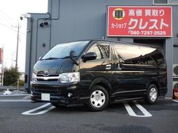 トヨタ ハイエースバン スーパーGL ナビ DTV バックモニター