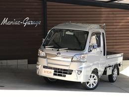ダイハツ ハイゼットトラック 660 ジャンボ 3方開 4WD Hi-Low切替 デフロック ステンレスあおり