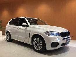 BMW X5 xドライブ 35d Mスポーツ 4WD ACC サンルーフ 全席シートヒーター