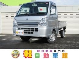 スズキ キャリイ 660 KCスペシャル 3方開 4WD マニュアル車