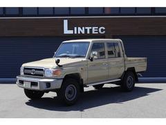 トヨタ ランドクルーザー70ピックアップ の中古車 4.0 4WD 兵庫県神戸市東灘区 498.0万円