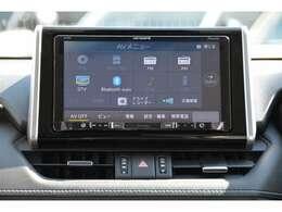 地上デジタルTV、DVD/CD、Bluetooth Audio、SD、ミュージックサーバー、USBなど幅広いメディア再生に対応しています!