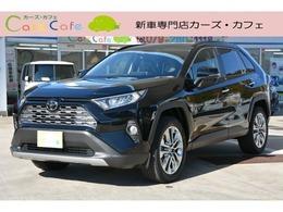 トヨタ RAV4 2.0 G Zパッケージ 4WD 9インチ画面ナビバックカメラETCマット付