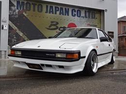 トヨタ セリカXX 2.0 GT ツインカム24 5速 デジタルパネル 爪折り無