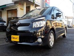 トヨタ ヴォクシー 2.0 Z 車検整備付 左パワスラ ナビバックカメラ