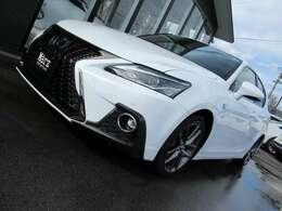 ・レクサス新車保証付きのコンディションの良い車両です