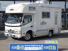 トヨタ カムロード グローバル製 キングレジェンド 発電機 ツインサブ FFヒーター