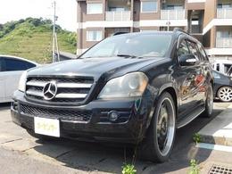メルセデス・ベンツ GLクラス GL550 4マチック 4WD 社外ナビ バックカメラ サンルーフ
