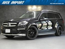 メルセデス・ベンツ GLクラス GL550 4マチック AMGエクスクルーシブパッケージ 4WD RSP PSR 黒革ナビ  TV 全周C ベンチレ-タ-