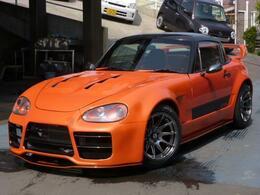 スズキ カプチーノ TB フルレストア 5ナンバー登録車