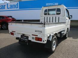 農業や建設業、運送業など幅広い業種で活躍する人気の軽商用トラックです。