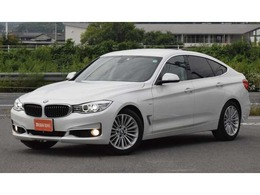 BMW 3シリーズグランツーリスモ 320i ラグジュアリー FRカメラ テレビ 革席