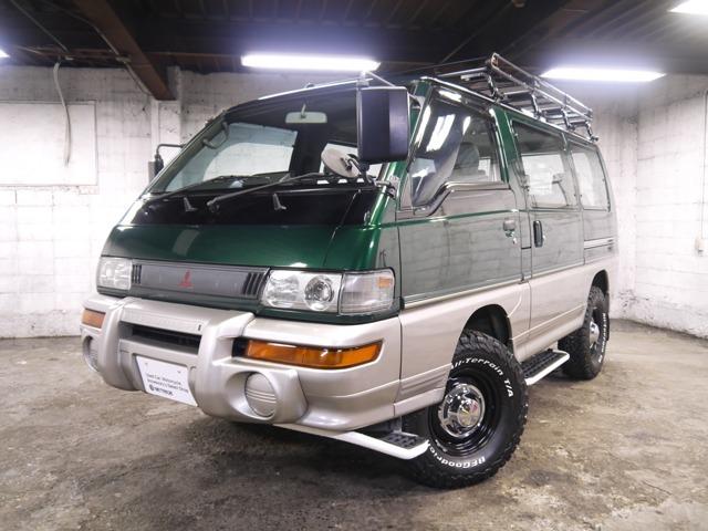 デリカスターワゴン入荷BTオリジナル前のベース車両なのでお好みのスタイルにカスタムが可能です。!