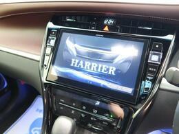 【BIGX10型SDナビ】CD・DVD再生・フルセグTV視聴可能で、SDミュージックサーバーも搭載なのでSDカード挿入で音楽の録音もできます!!はめ込み式で車内との一体感もあります♪
