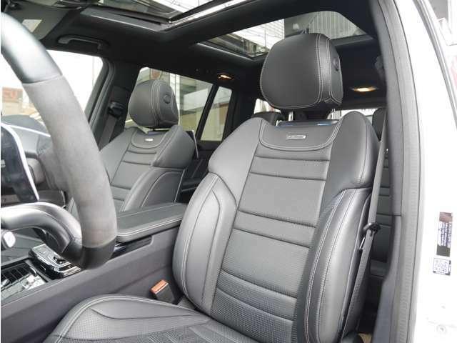 ◆運転席のシートも綺麗な状態です