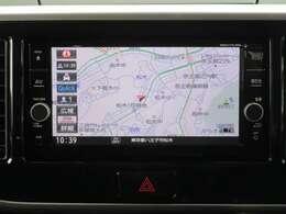 三菱オリジナルナビMM317-WM フルセグTV・DVD・CD・SD・Bluetooth対応