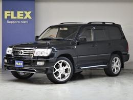 トヨタ ランドクルーザー100 4.7 VXリミテッド 4WD 後期LOOK SDナビ 1ナンバー登録