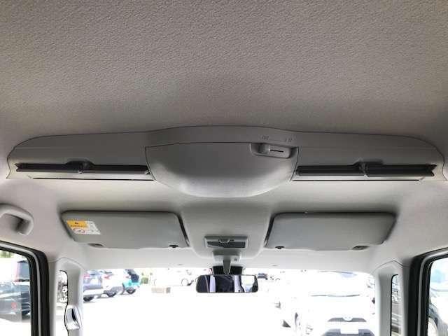 室内の空気循環用サーキュレーターで前後席の温度差を解消します