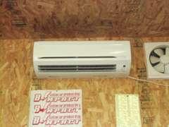 商談スペースの室内温度管理には自信あり!夏は涼しく、冬は暖かいです!