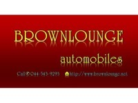 BROWN LOUNGE null