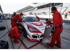 AE86以外の車両もお任せください!日本全国~海外まで沢山のレースに参戦してきたノウハウをお客様にご提供致します。