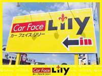 Car Face Lily null