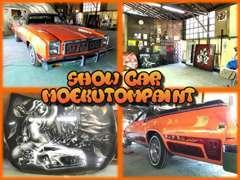 当店自慢のSHOW CARです☆カスタム・ペイントなどなんでも承っております♪痛車ユーザーにも愛されているお店です!