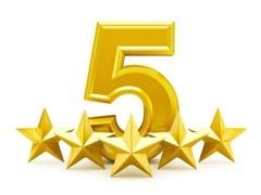 BUUDICAは日本最大級の業販サイトオートサーバーより最高評価の五ツ星認定を頂きました。会員数55,000社中、僅か20社0.0005%