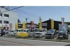 販売車両は全て保証付。品質、充実保証を基に「お値段以上の価値」を実現できるよう努めております。