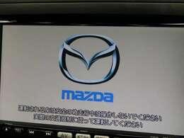 ★純正のナビが装着されております!エンジンをかけた時に、メーカーのロゴが出てくるのがおしゃれです♪