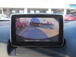 バックカメラが付いておりますので、苦手なバック駐車もお手の物です♪