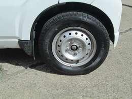タイヤの溝もございますので安心して乗っていただけます!