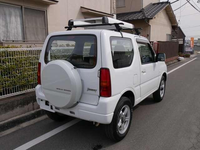 背面タイヤハードカバーはワイルドウィンド用が装着されてます。
