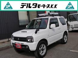 スズキ ジムニー 660 XG 4WD 10型 フォグ ナビ ルーフキャリア