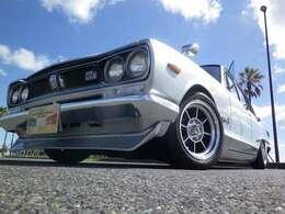 修復事故歴無し・GT-X・5FMT・SUツインキャブ・タコアシ・デュアルマフラー・車高調新品・14incハヤシAW・クーラー付き・ダットサンコンペハンドル・CD・ロンサムCARBOYスピーカー・ETC