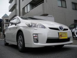トヨタ プリウス 1.8 S LEDエディション 地デジナビ LEDライト車