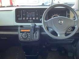 運転席に座った時はこのような感じです。詳しくはスタッフまで⇒0120-87-5335