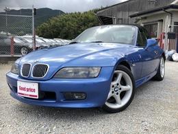 BMW Z3 ロードスター 左ハンドル 5速MT 車検整備付