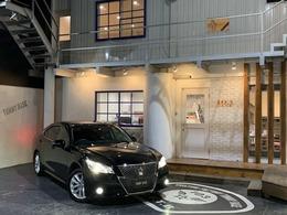トヨタ クラウンアスリート 2.5 i-Four 4WD ワンオーナー/純正アルミホイール/ETC