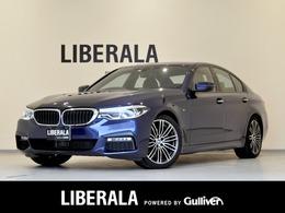 BMW 5シリーズ 523d Mスポーツ ディーゼルターボ 3D360カメラ ACC インテリセーフ HUD LED