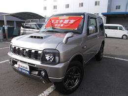 スズキ ジムニー 660 クロスアドベンチャー 4WD AT車・CDプレーヤー