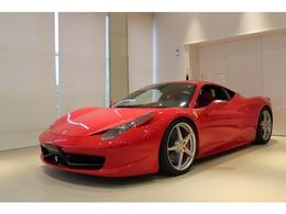 フェラーリ 458イタリア F1 DCT 認定中古車 距離5564KM