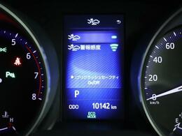 トヨタセーフティーセンス p 搭載車両です。