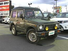 スズキ ジムニー EC 4WD 5MT