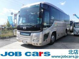 日野自動車 セレガ 観光バス 29人 6MT リクライニングシート 荷室空調